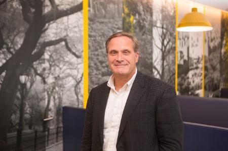 A photographic portrait of Jeffrey Michalak