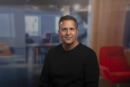 Photographic portrait of Jeff Stier