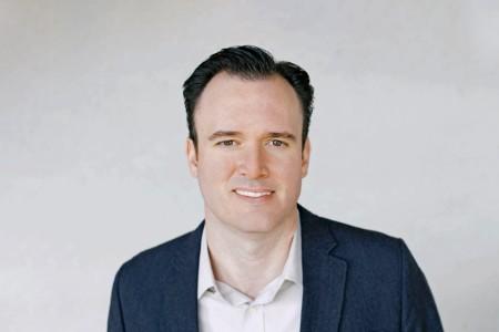 Photographic portrait of Joel