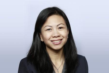 Photographic portrait of Josie Ananto
