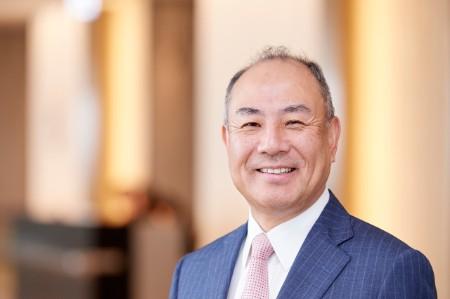 Photographic portrait of Koichi Tsuji