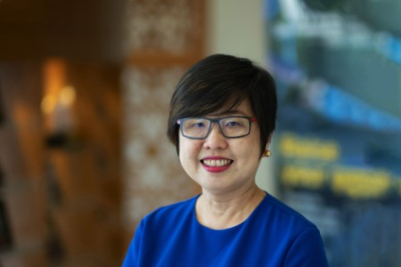 Photographic portrait of Lay Keng Tan