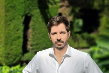 Retrato fotográfico de Manuel Pingarrón Díaz