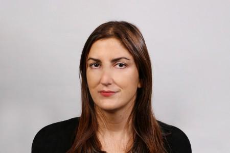 Photographic portrait of Maria Hevia Alvarez
