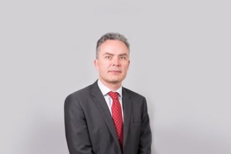 Photographic portrait of Michael Ferguson