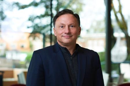 Photographic portrait of Michael Inserra