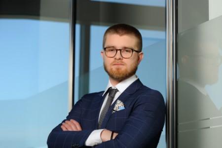 Photographic portrait of Michal Krzysztof Rutkowski