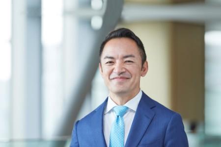 Photographic portrait of Moriaki Kida