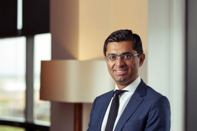 Omar Ali appointed as EY's EMEIA Financial Services Leader