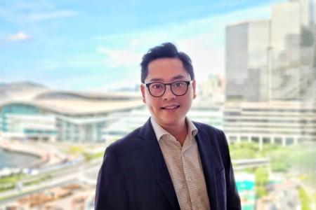 Photographic portrait of Paul Ho
