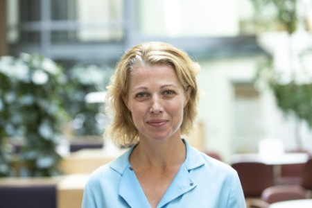 Photographic portrait of Paula Hogéus