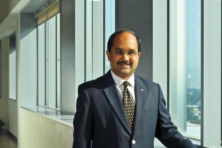 Photographic portrait of Philip Rao