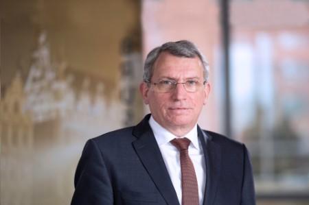 Photographic portrait of Philippe Desombere