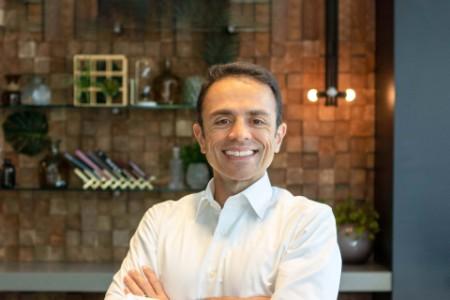 Photographic portrait of Rodrigo Dantas e Silva
