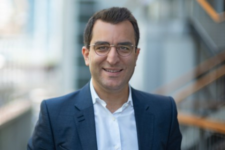 Photographic portrait of Philippe Najjar