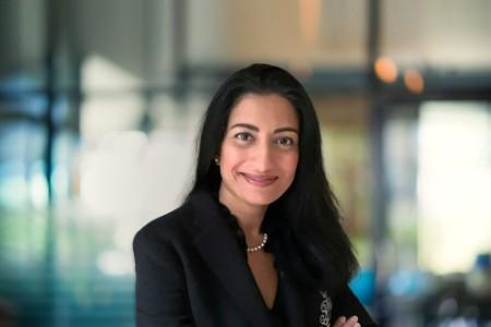Photographic portrait of Ranu Carroll
