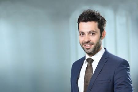 Photographic portrait of Razvan Popescu