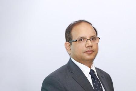 Photographic portrait of Sandeep Mishra
