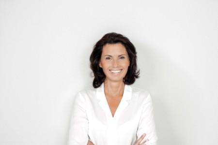 Photographic portrait of Sandra Krusch