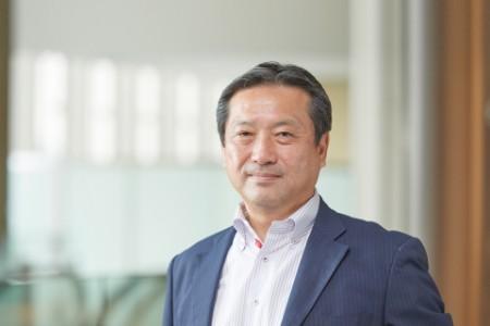 Photographic portrait of Shinichiro Suzuki