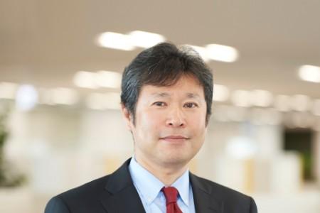 Photographic portrait of Shogo Iwamoto