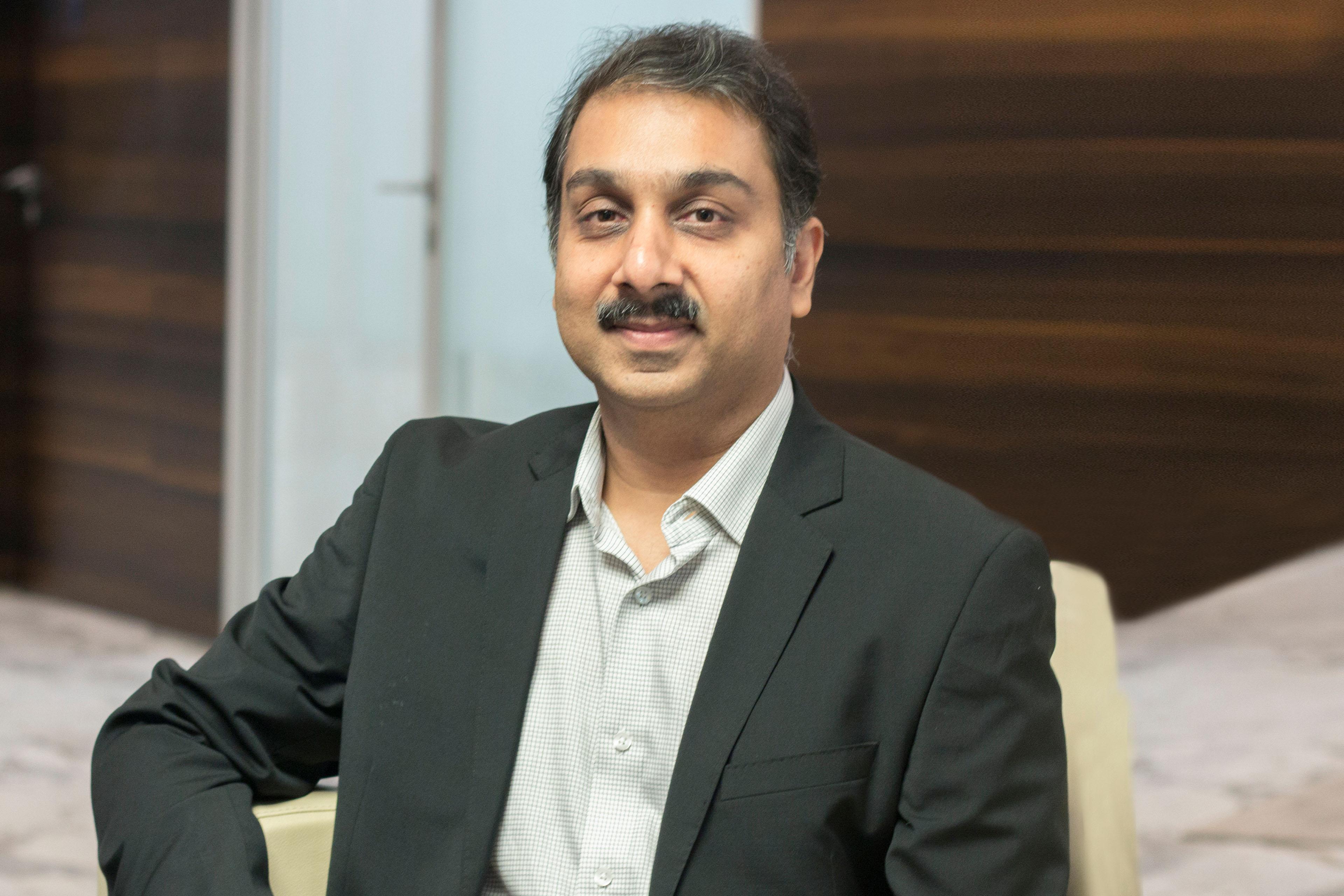 Somesh Kumar – EY India Power & Utilities Leader