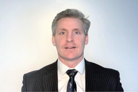 Photographic portrait of Stuart Lang