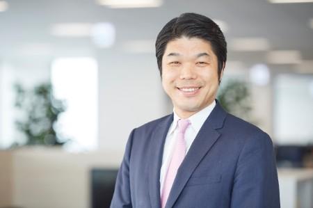 Photographic portrait of Takao Kamiya