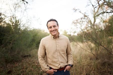 Photographic portrait of Tony Guerrero