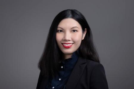 Photographic portrait of Vanessa Chan