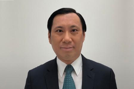 Retrato fotográfico de Victor Chan