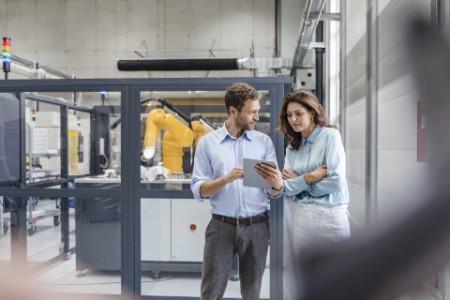 Prisen på robotics er nu også attraktiv for mindre forsyninger