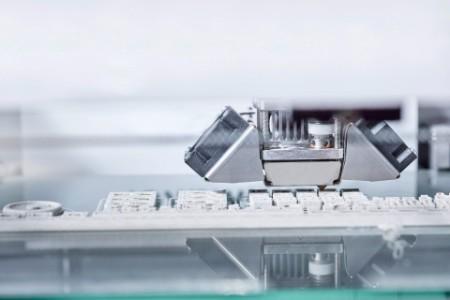 Detail 3-D Printer