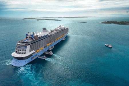 Die Royal Caribbean Anthem of the seas