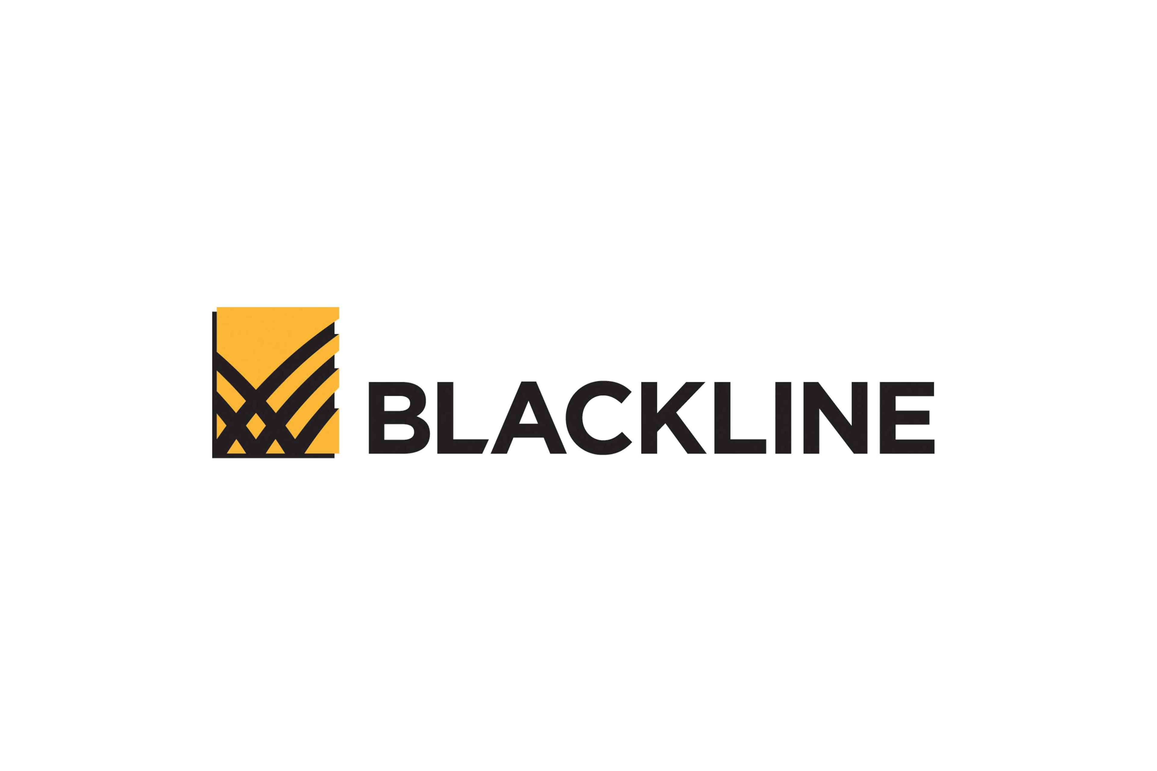 Logotipo de Blackline