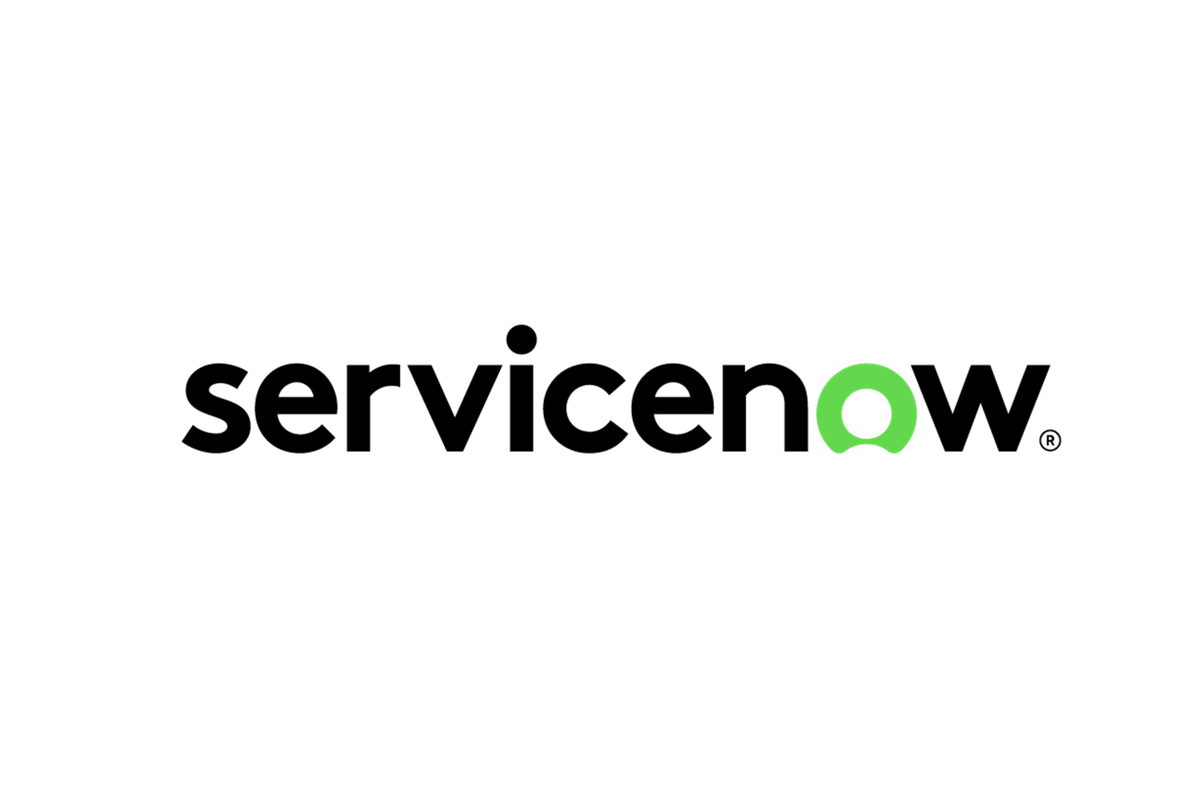 Service nowのロゴ