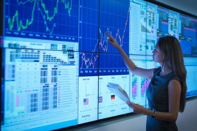 Kunstig intelligens forandrer den finansielle sektor