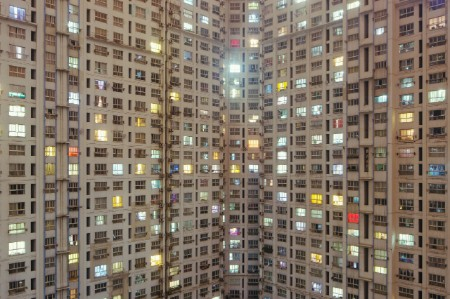 living shanghai skyscraper