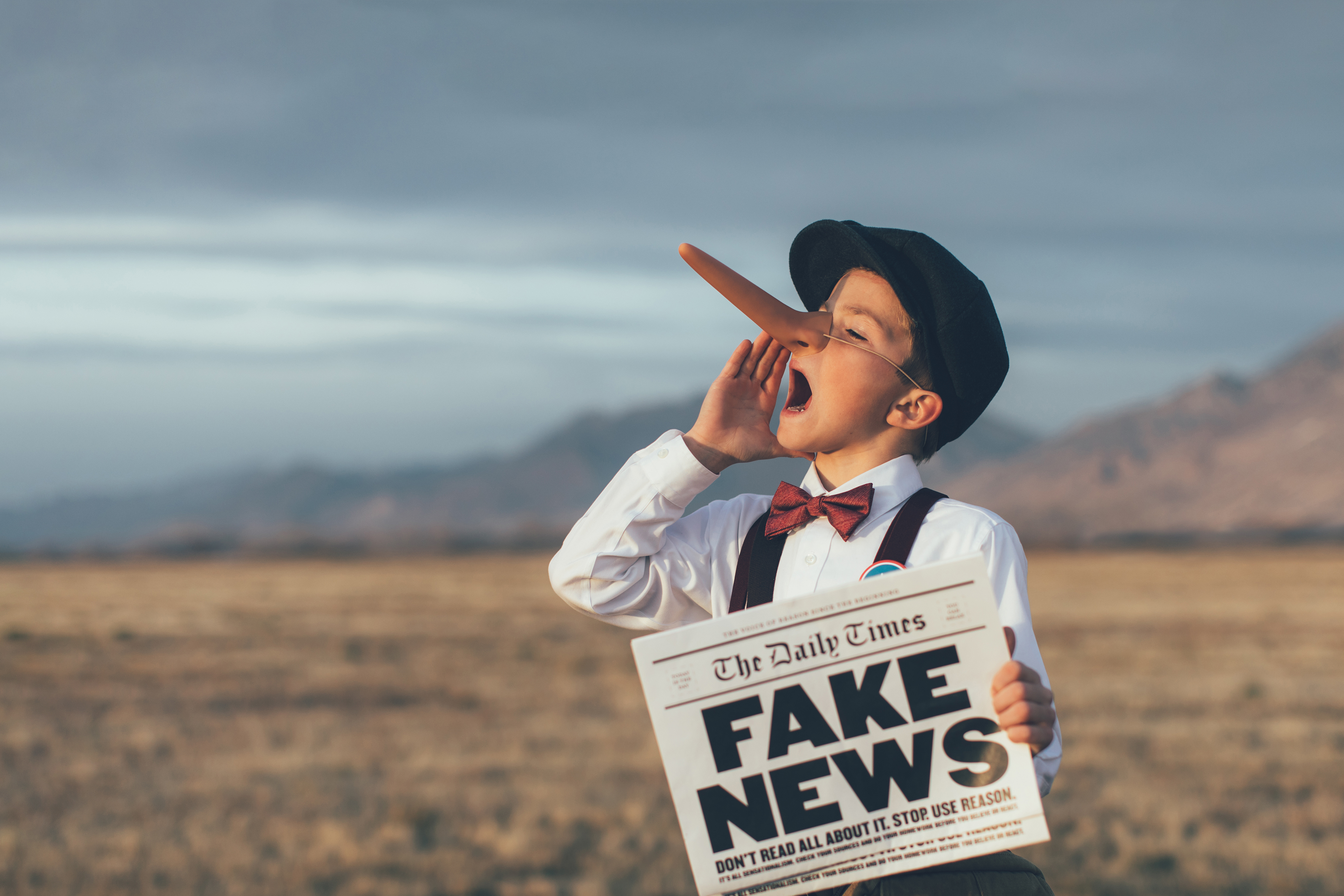 How media organizations can get real and confront fake news | EY - US