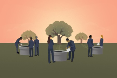 Accountability - Conceptual illustration