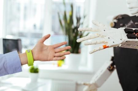 human hand robot