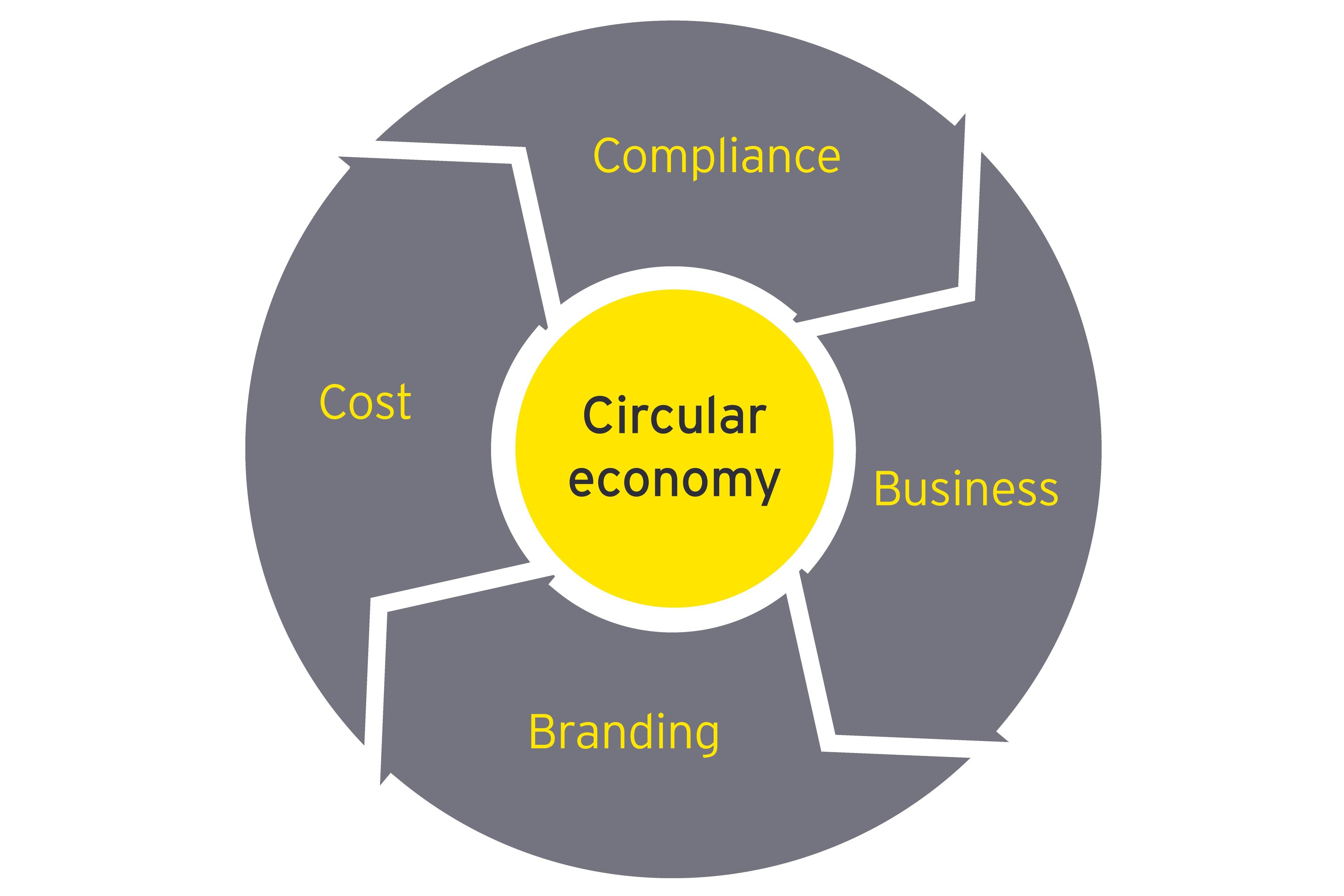 Circular economy wheel