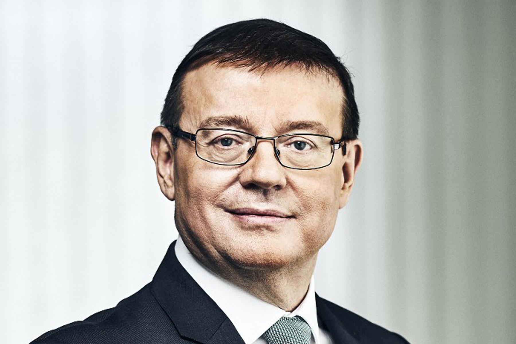 Photographic portrait of Bohdan Wojnar