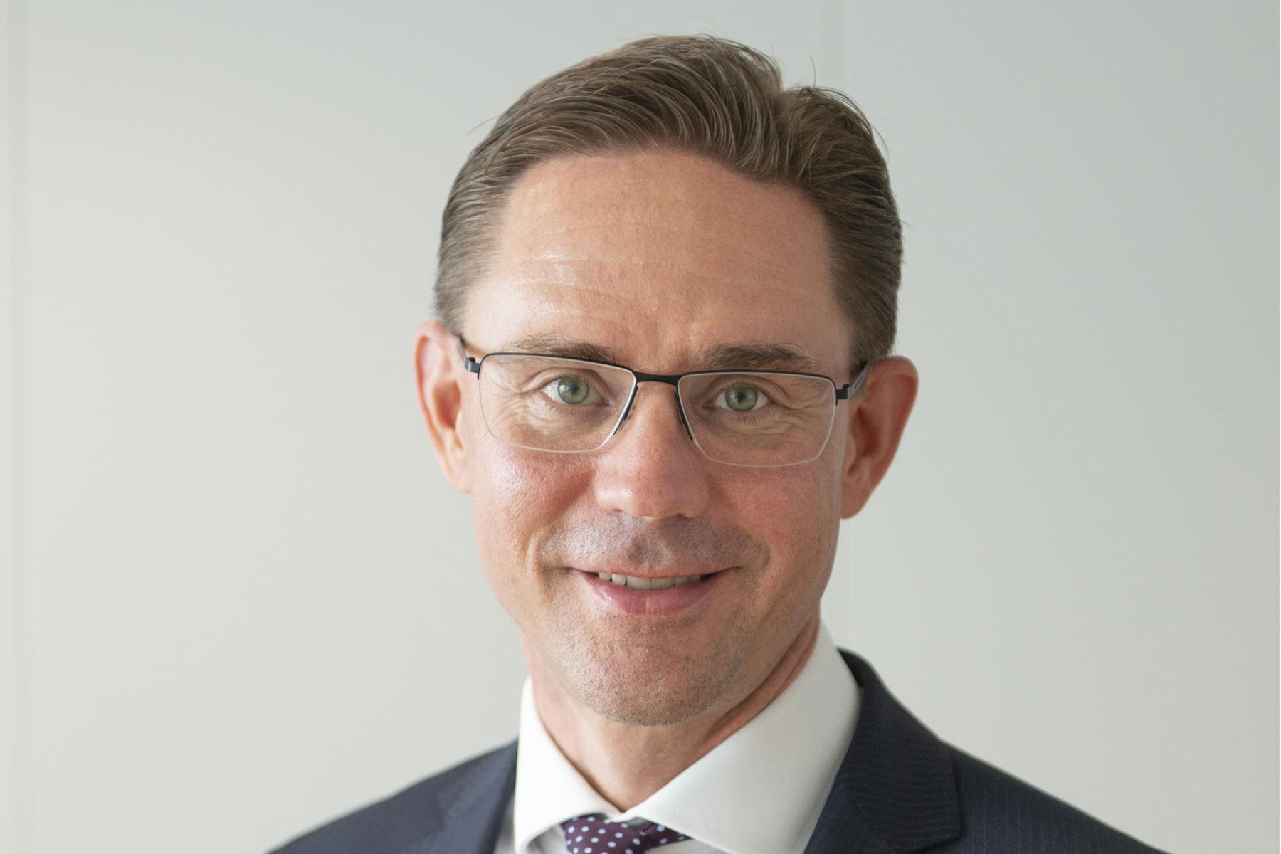 Jyrki Katainen | Vice-President, European Commission