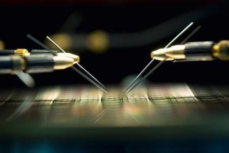 automated measurement of micro sensors