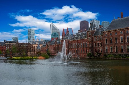 City The Hague Netherlands