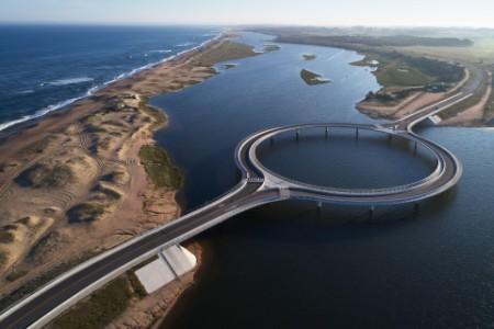 Round-bridge