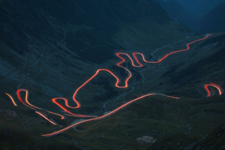 lights-night-car-mountain-road