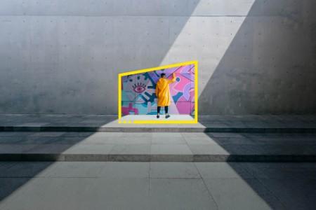 reframe your future graffiti artist