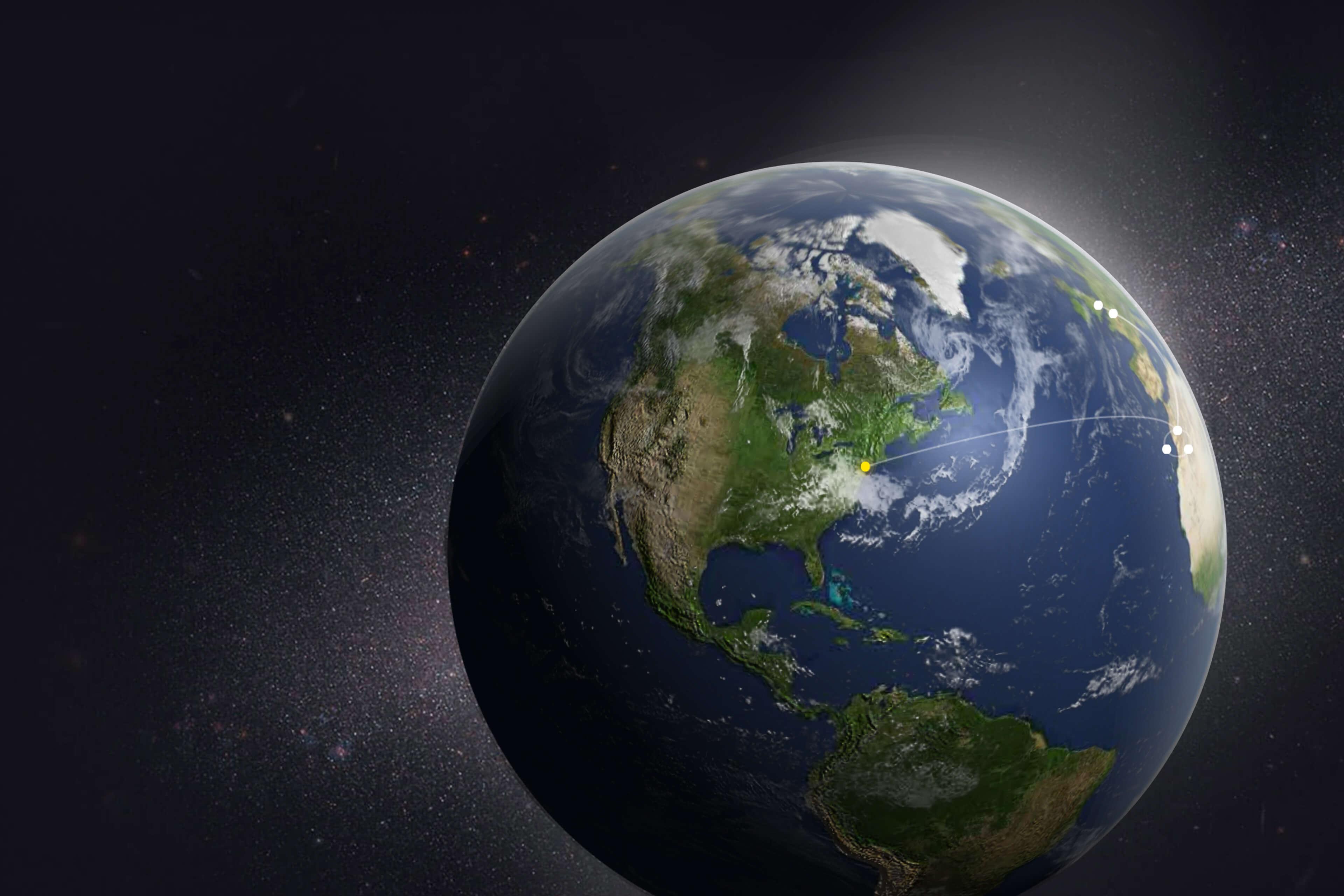 瞭解安永如何在全球各地發揮影響⼒